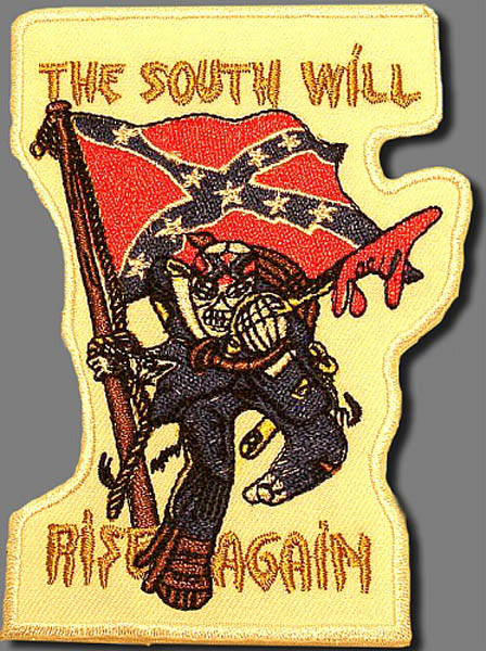 SOUTH WILL RISE