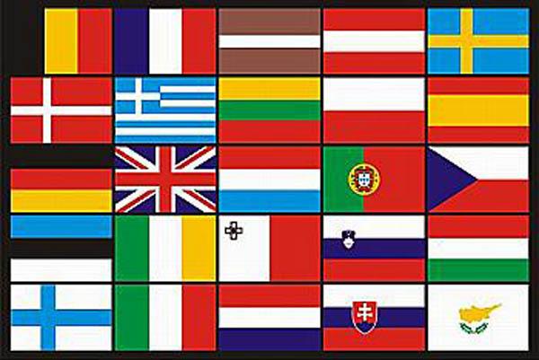 25 EUROPASTAATEN