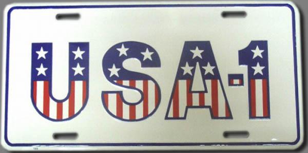USA NO1