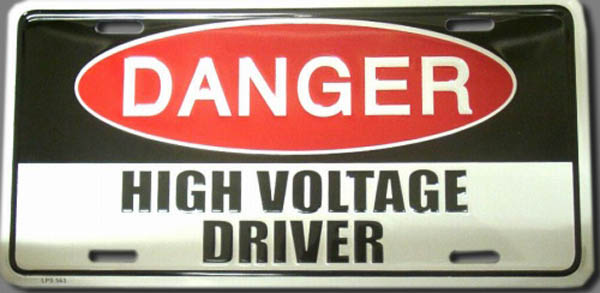 HIGH VOLTAGE DRIVER