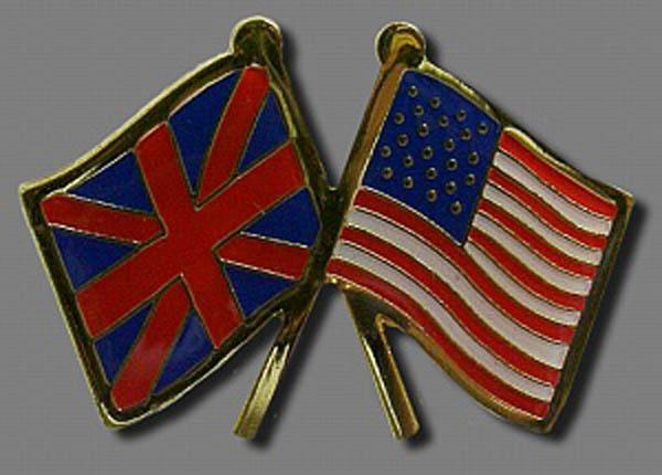 ENGLAND & USA