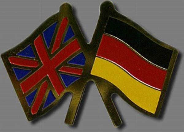 ENGLAND & DEUTSCHLAND