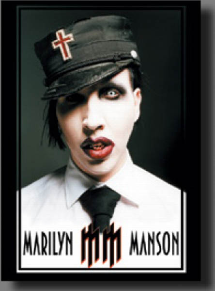 M MANSON