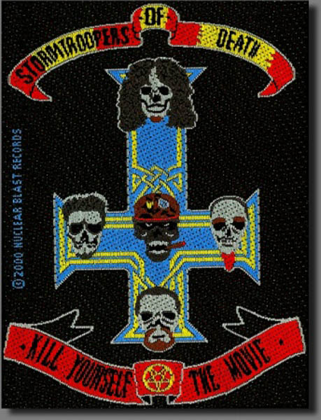 STORMTROOPERS OF DEATH