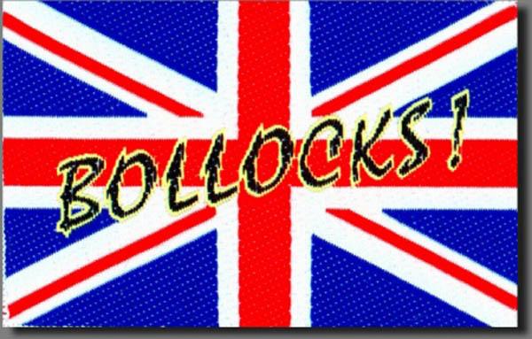 UK BOLLOCKS