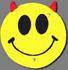 EVIL SMILY