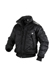 Cadbury down jacket - black