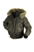 Altford down jacket - brown