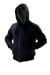 Eddy sherpa sweater - black