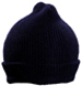Watch cap wool - blue
