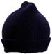 Watch cap wool - blue