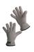 Gloves shetland wool - beige