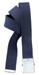 Web belt 4 cm - blue
