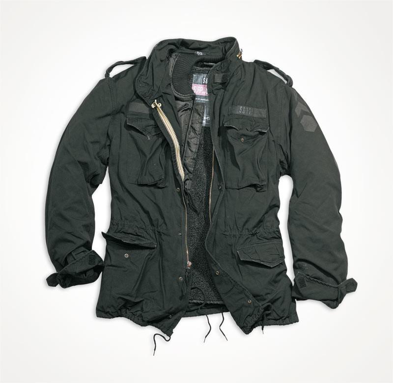 Одежда милитари для женщин 2