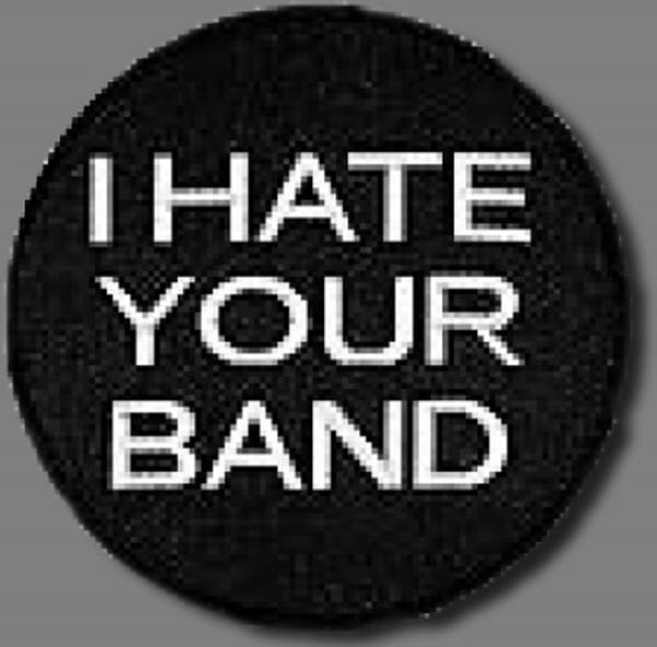 HATE YOUR BAND